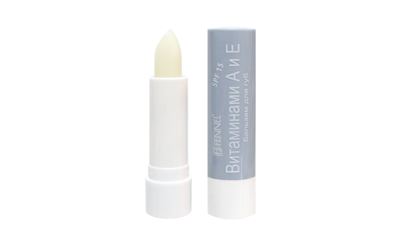 Fennel Lip Balm #Vitamin A&E (FL-1006)