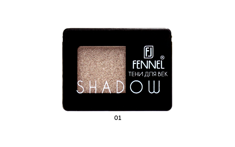 Fennel Single Eyeshadow #01